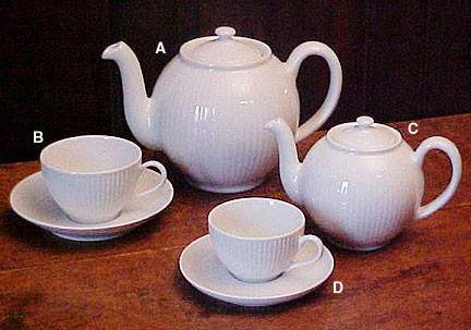 Teapots And Accessories
